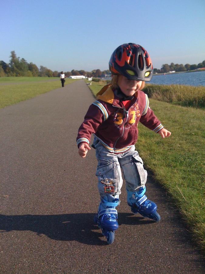 Dornay Lake Roller Skating 002